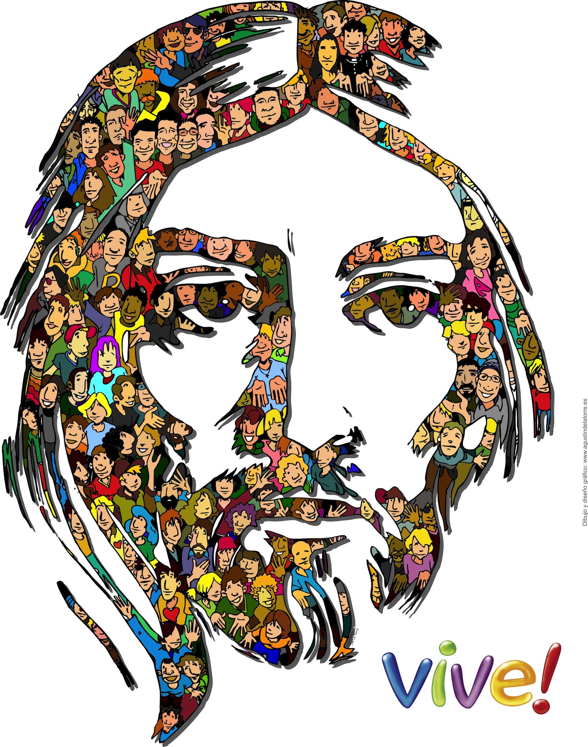 Jesús+vive+caras+jovenes con vive copia