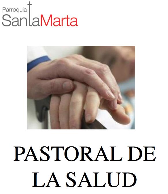 cartel Pastoral de la salud