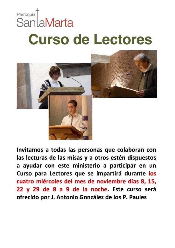 Cartel Curso de Lectores info-2